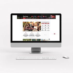 Eğitim teması Wordpress